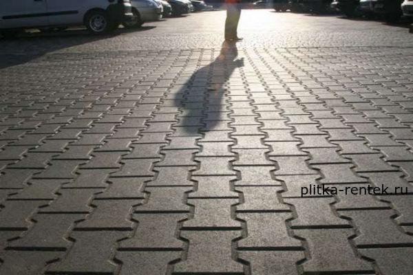 Проектирование укладки тротуарной плитки: цена за квадратный метр