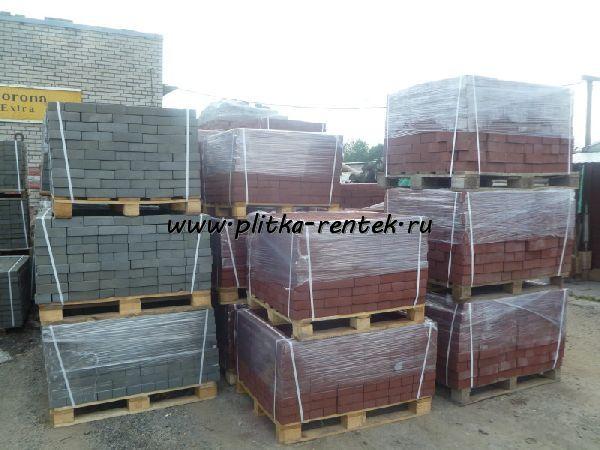 Изготовление изделий заводом по производству тротуарной плитки