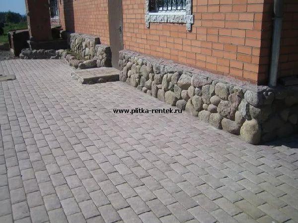 Тротуарная плитка для дачи - цены и фото на нашем сайте