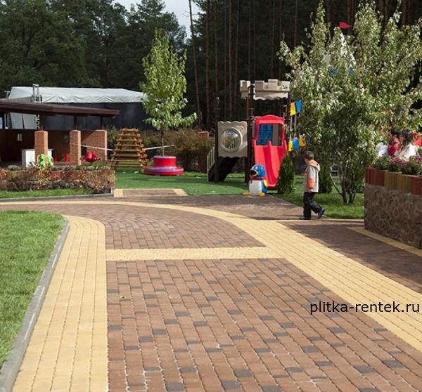 тротуарная плитка в купить Голицыно-фото2